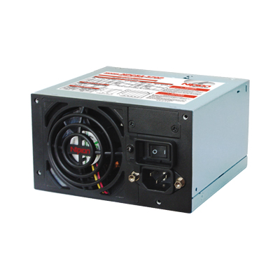 80PLUS & ErP Directive Compliant. Low Power Consumption and High Efficiency ATX Power Supply!