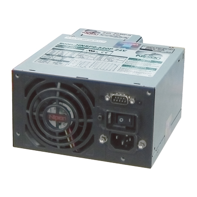 High efficiency Nonstop power supply with +48V output