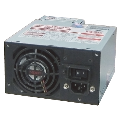 High efficiency ATX power supply with +24V output