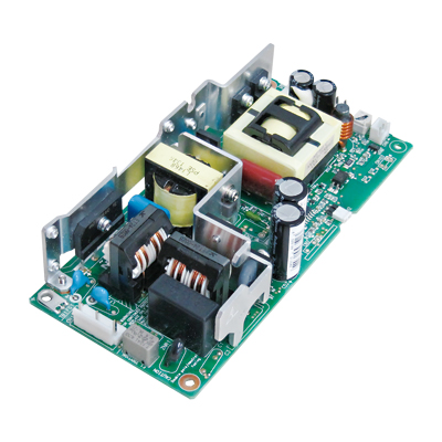 Economy type AC-DC Switching Mode Power Supply(+12V output Nylon connector type)