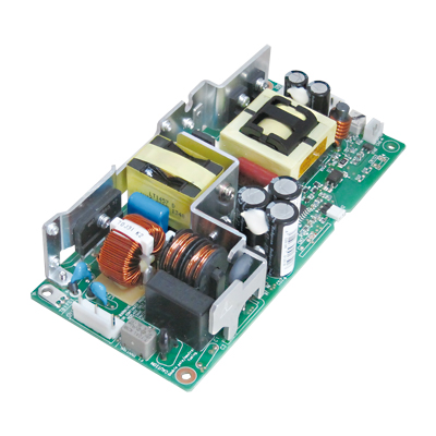 High efficiency/Advanced type PCB Type AC-DC Switching Mode Ultra-Power Supply(+12V output Nylon connector type)