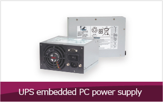 UPS embedded PC power supply